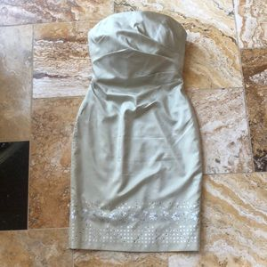 100% Silk Dress By Kay Unger size 4